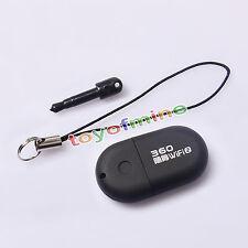 Mini 360 Portable USB Wifi Pocket Network Wireless Router 2nd Black