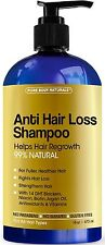 Shampoo Para La Caída Del Cabello - Tratamiento De Champú Para Hombres Y Mujeres