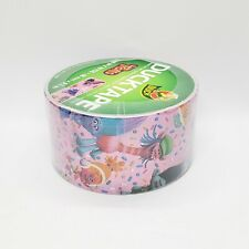 New listing DreamWorks Trolls Duck Brand Duct Tape - Princess Poppy Pink (1.88 in x 10 yds)