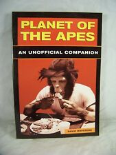 Planet Of The Apes Unofficial Companion Hofstede 2001 Library Of Stanley Wiater