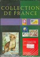 FRANCE 2001 SECOND TRIMESTER  PARTIAL YEAR MINT NEVER HINGED STAMPS