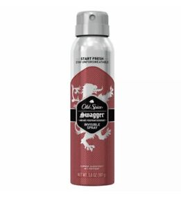 Old Spice Antiperspirant and Deodorant for Men, Invisible Spray, Swagger, Lime
