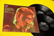 DAVID BOWIE 2LP EL REY DEL GAY POWER 1°ST ORIG SPAIN 1973 NM !!!!!!!!!!!!!!!!!!!