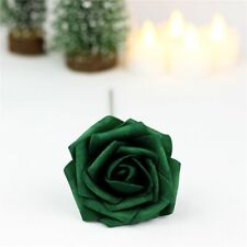 12pcs Foam Roses Artificial Fake Flowers Party Wedding Bride Bouquet Home Decor