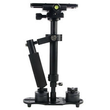 S40 40CM DSLR Camera Camcorder DV Handheld Steady Stabilizer For Canon 60D Nikon