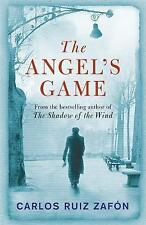 The Angel's Game: The Cemetery of Forgotten Books 2 by Carlos Ruiz Zafon...