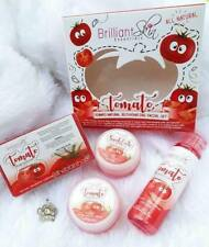 m brillant skin essentials tomato natural rejuvenating facial set am