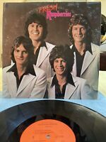 THE RASPBERRIES -Fresh Raspberries LP 1972 Capitol ST-11123  Free Shipping