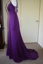 bnwt JJS HOUSE bridesmaid prom wedding dress size uk 12 RRP £350 must see