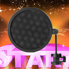 PS-2 Double Layer Studio Microphone Mic Wind Screen Pop Filter For Recording OP