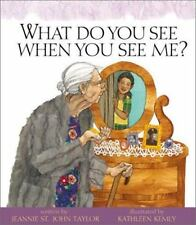 What Do You See When You See Me?