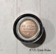 Revlon ColorStay Crème Eye Shadow ~ #705 Crème Brûlée