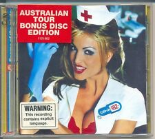 BLINK 182 Enema of the State RARE Australian LIMITED EDITION TOUR BONUS 2 CD