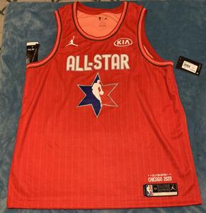 Kemba Walker NBA All-Star 2020 Jersey 2XL 56 Boston Celtics Chicago