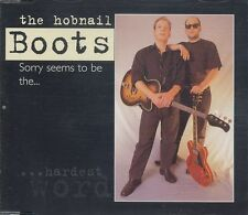 The Hobnail Boots - Sorry Seems To Be The Hardest Word ° Maxi-Single-CD von 1996
