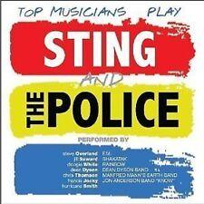 Sting/Police Tribute CD NEW SEALED Hurricane Smith/Steve Overland/Jill Saward...