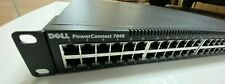 Dell PowerConnect 7000 Series 7048 48 Port Gigabit + Stack Layer 2 and 3 Switch