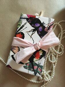 Handmade Journal / Butterfly