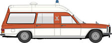 "MB/8 Ktw Falck "" White/Red from Starmada, H0 Car Model 1:87, Brekina 13813"