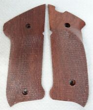 Grip Panels for Ruger MK II/III (Rosewood) Right Hand - New - Free Shipping!