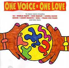 Various Artists - One Voice, One Love (1993) CD Album