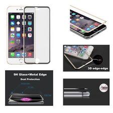 Véritable Prortecteur D'Écran 3D Bord à Bord pour Iphone 8 7 6s 6 Plus Gris