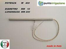 Candeletta accensione STUFA PELLET resistenza 10 x 200 W 400 MONTEGRAPPA MCZ