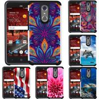 Slim Hybrid Armor Case Phone Cover for ZTE Grand X 4 Z956 ZTE Damon