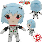 20cm Ayanami Rei Plush Toy EVA Anime EVANGELION Stuffed Doll Kids Christmas Gift