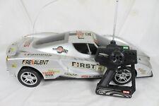 Awesome Ferrari Enzo 1/6 Scale Remote Car RC Car Jinhonglong Rare Gray Toy