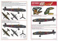 Kits-World 1/48 Handley Page Halifax B. Mk. V 427 Escadron # 480
