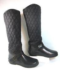 Sperry Top Sider HINGHAM Rain Boots Black Sz 6-M EUC!!!