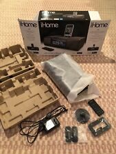 IHOME Black Charging Dock