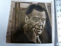 Vintage AP Wire Press Lasr Photo 1973 Watergate Ass Attorney Gen Henry Petersen