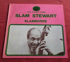 SLAM STEWART LP ORIG FR SLAMBOREE  BLACK AND BLUE