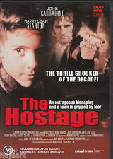 The Hostage / John Carradine, Harry Dean Stanton - DVD PAL ALL REGION