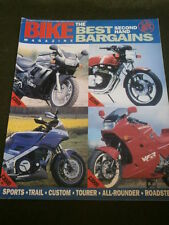 BIKE SUPPLEMENT - BEST SECOND HAND BARGAINS - 32pp (UNDATED)