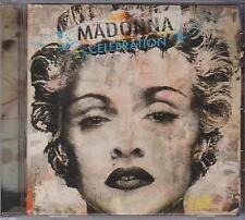 MADONNA - CELEBRATION on CD - NEW -