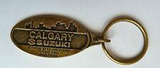 Calgary Hyundai Keychain Calgary Suzuki Souvenir Keychain