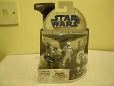 STAR WARS 2008 CARDED TARGET EXCLUSIVE 501st LEGION CLONE TROOPER + ID CARD