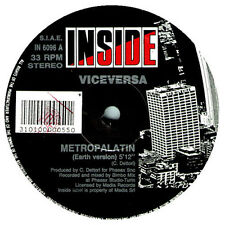 VICEVERSA - Metropalatin - Inside Label