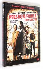 DVD PRESAGIO FINALE FIRST SNOW 2006 Thriller Guy Pierce J. K. Simmons
