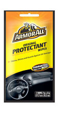 Armor All Original Protectant Wipes Cleans, Shines and Guards your Car Interior
