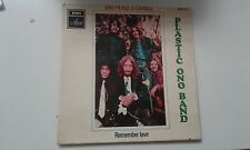 THE BEATLES PLASTIC ONO BAND give peace a chance APPLE ISRAELI  EP