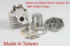 Aluminum Cylinder kit 54mm  for Yamaha JOG 90 4DM  2 stroke engine