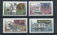 Allemagne DDR N°2957/60** (MNH) 1990 - 500 Ans des postes