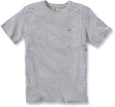 Carhartt Maddock Workwear Pocket T-shirt 886859463957 Heather Grey M
