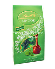 Lindt Lindor Milk Mint Sharing Bag 123g