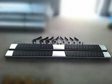 """For 01-18 Silverado Sierra CREW Cab 6"""" Nerf Bar Side Step Running Board OE Style"""