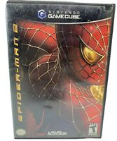 Spider-Man 2 Nintendo GameCube Tested Works